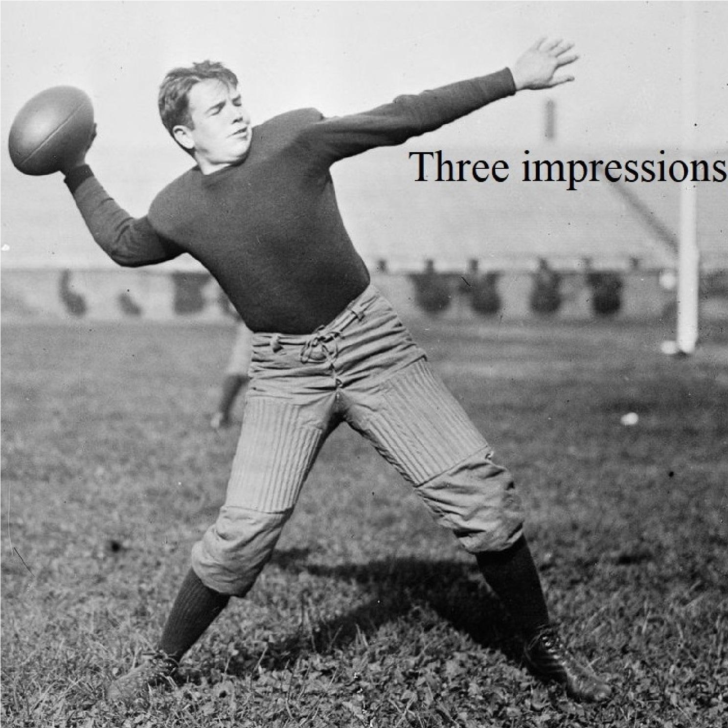 Three Impressions. Неделя 5. Серия внутрематчевых пенальти