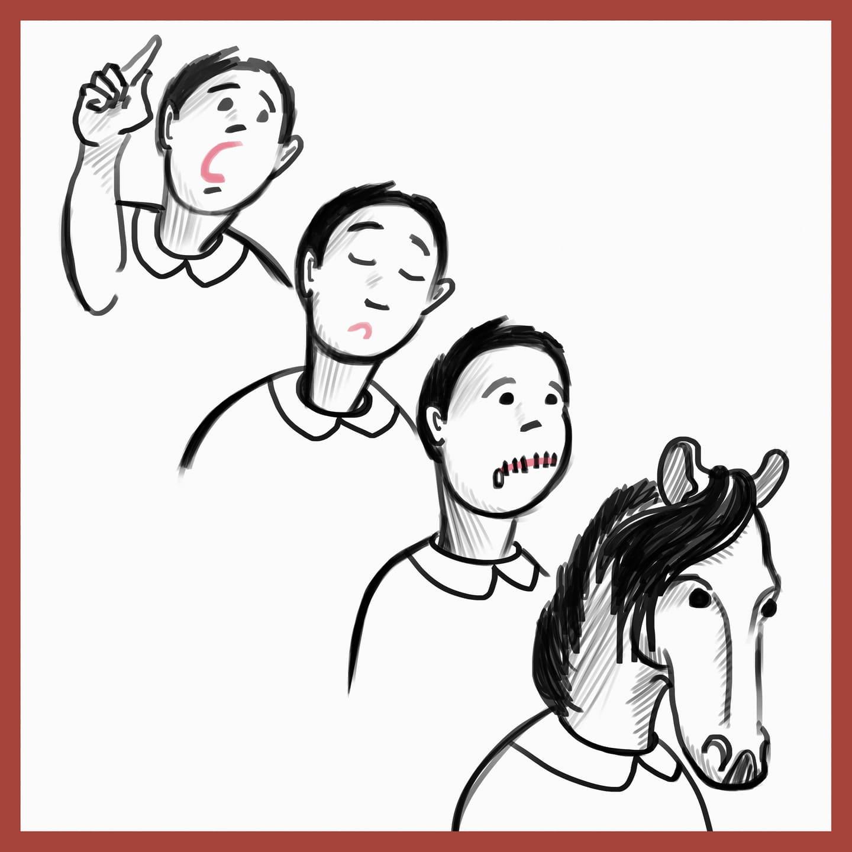Как не быть загнанной рабочей лошадью